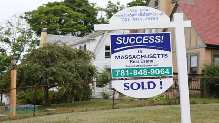 News video: Average US 30-year Mortgage Rate At 4.12 Percent